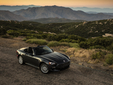 Fiat 124 Spider Classica (348) 2016 wallpapers