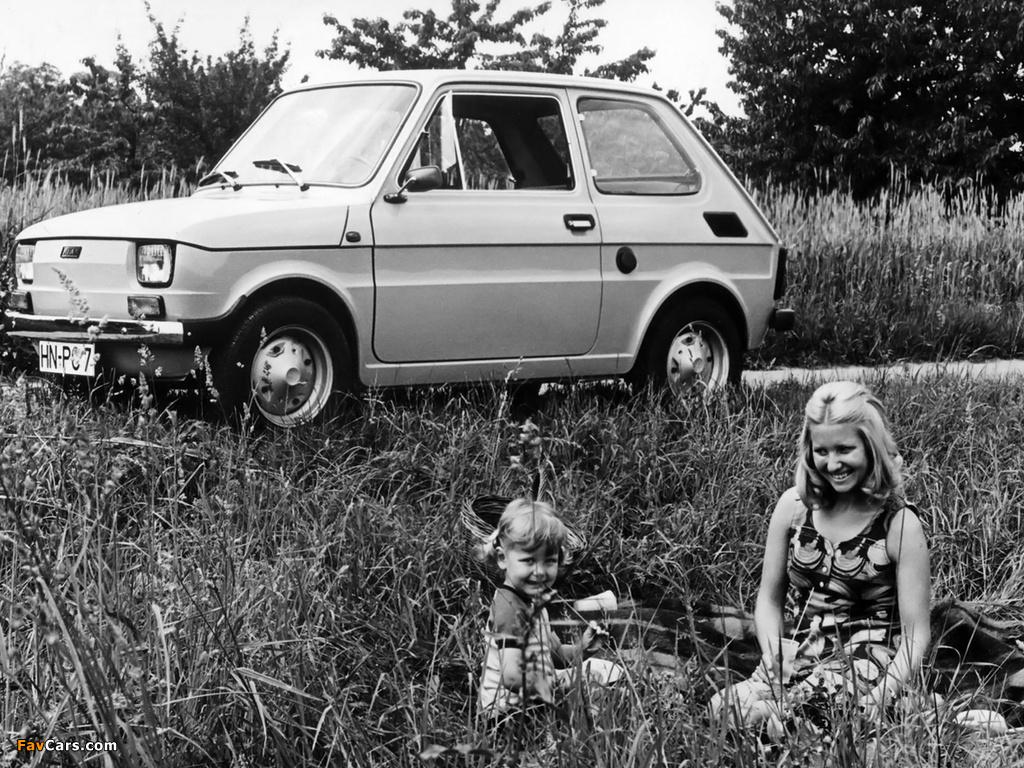 Fiat 126 1972–76 images (1024 x 768)