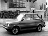 Fiat 126 Personal 4 1976–85 pictures