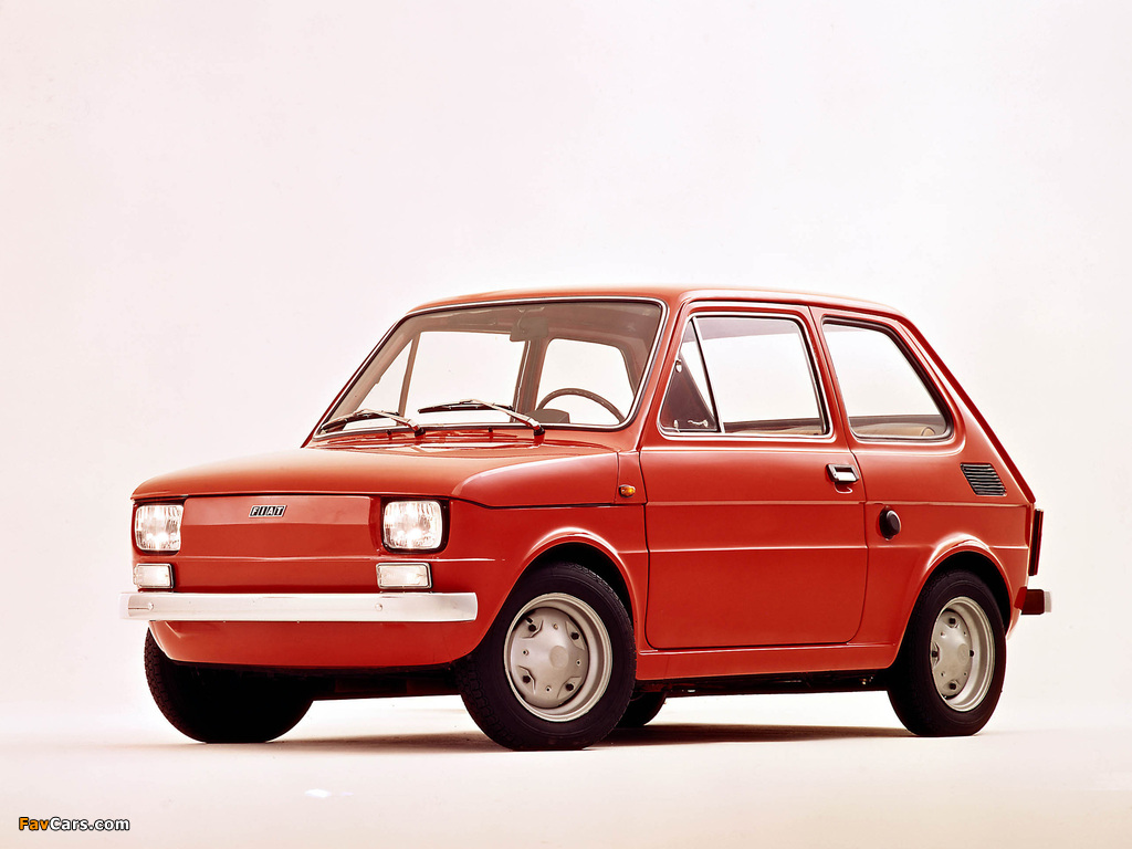 Images of Fiat 126 1972–76 (1024 x 768)