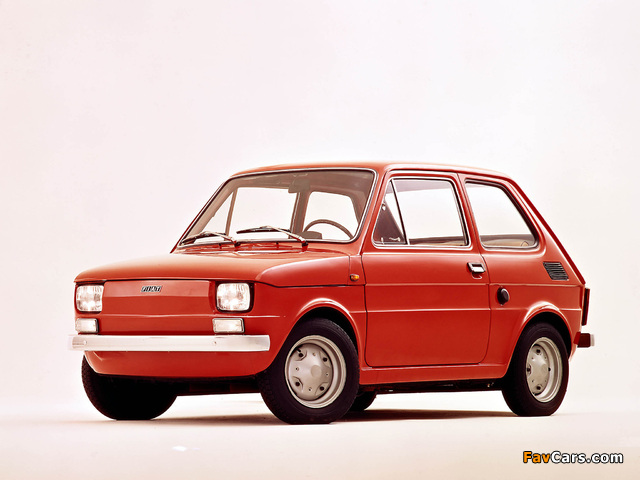Images of Fiat 126 1972–76 (640 x 480)