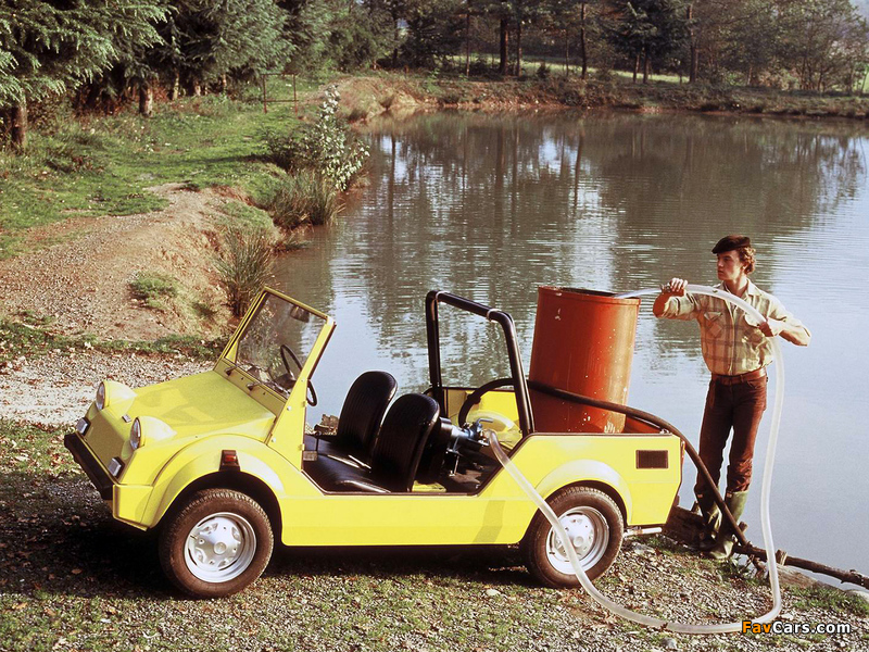 Images of Fiat 126 Cavaletta Prototype 1976 (800 x 600)