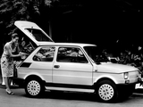 Photos of Fiat 126 Bis 1987–91