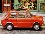 Pictures of Fiat 126 1972–76