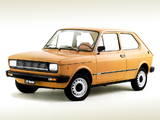 Fiat 127 Special 1981–82 pictures