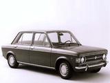 Fiat 128 1969–72 images