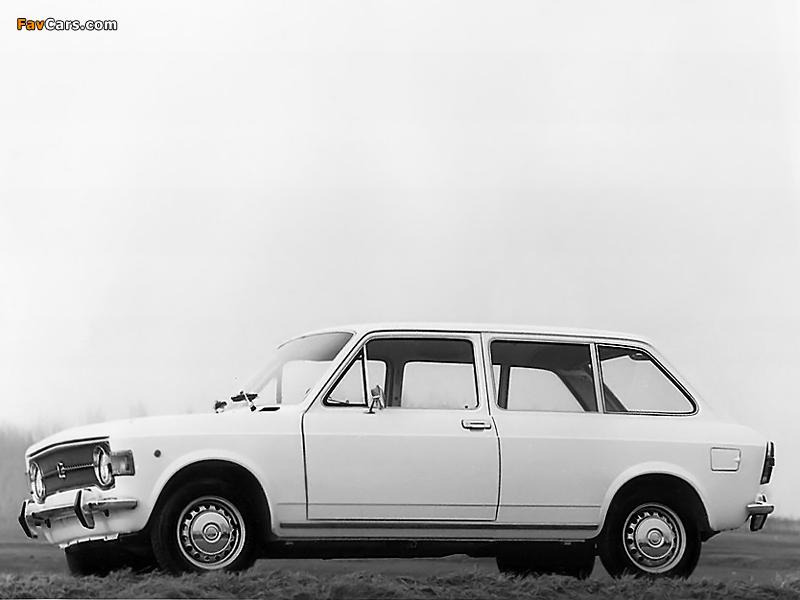 Fiat 128 Familiare 1969–74 photos (800 x 600)