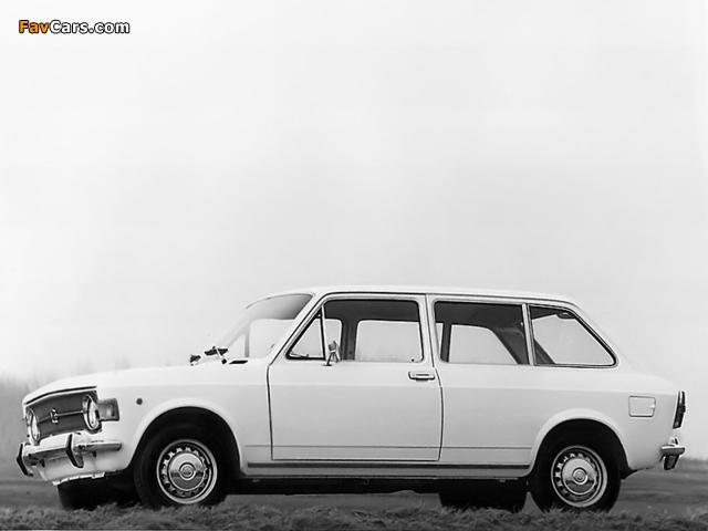 Fiat 128 Familiare 1969–74 photos (640 x 480)