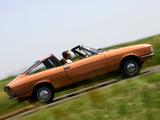 Fiat 128 Roadster Moretti 1969–75 photos