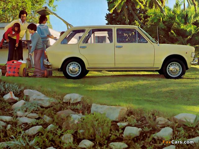 Fiat 128 Familiare 5-door 1969–76 pictures (640 x 480)
