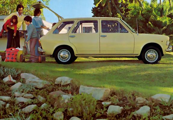 Fiat 128 Familiare 5 Door 196976 Pictures