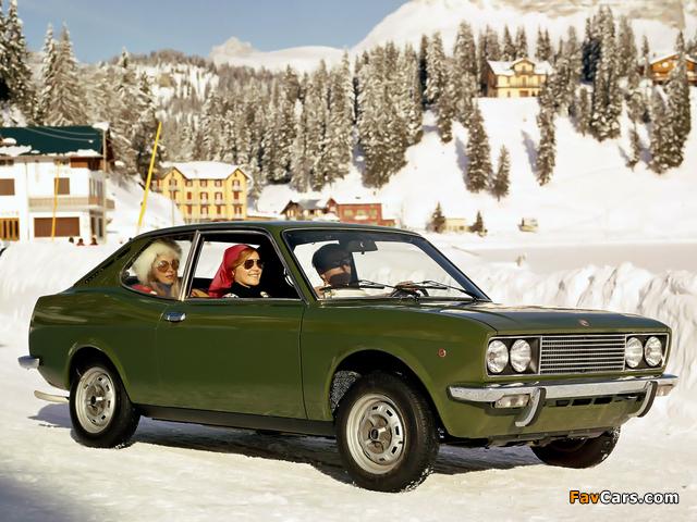 Fiat 128 Coupe SL 1971–75 images (640 x 480)