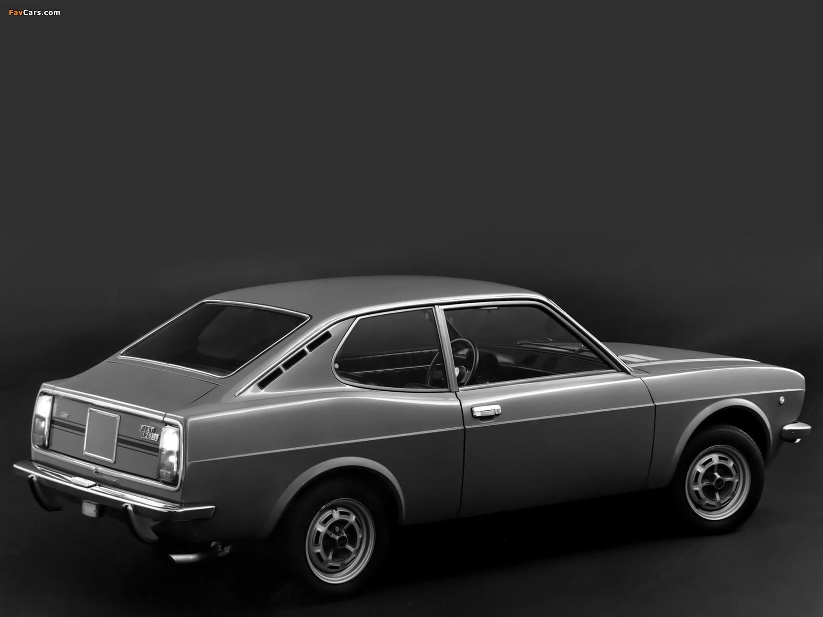 Fiat 128 Coupe SL 1971–75 photos (1600 x 1200)