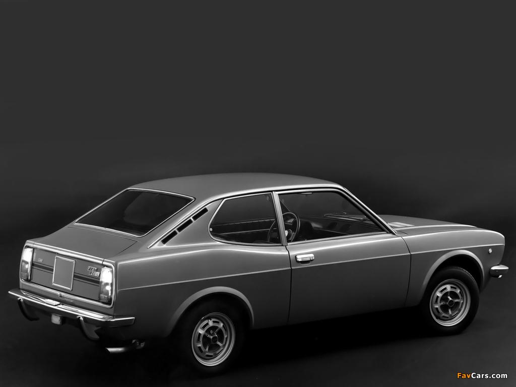 Fiat 128 Coupe SL 1971–75 photos (1024 x 768)