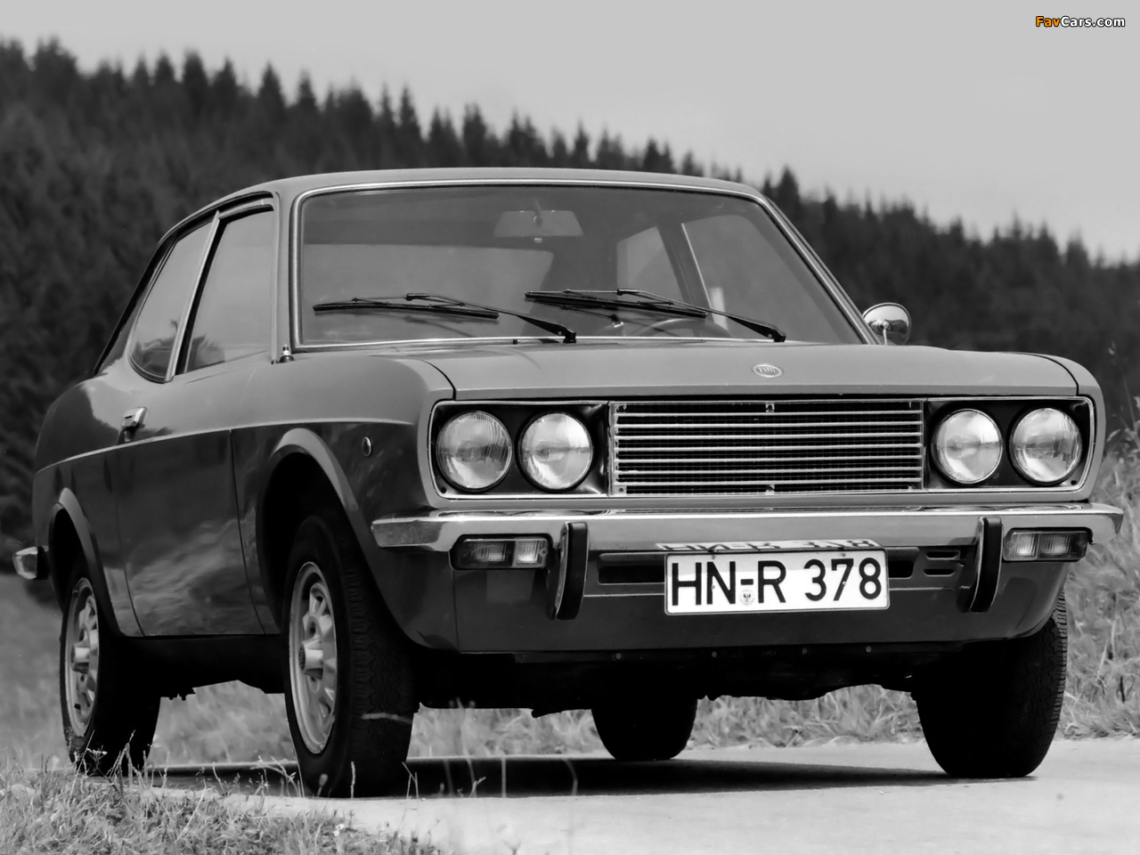 Fiat 128 Coupe SL 1971–75 wallpapers (1280 x 960)