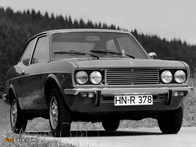 Fiat 128 Coupe SL 1971–75 wallpapers (640 x 480)