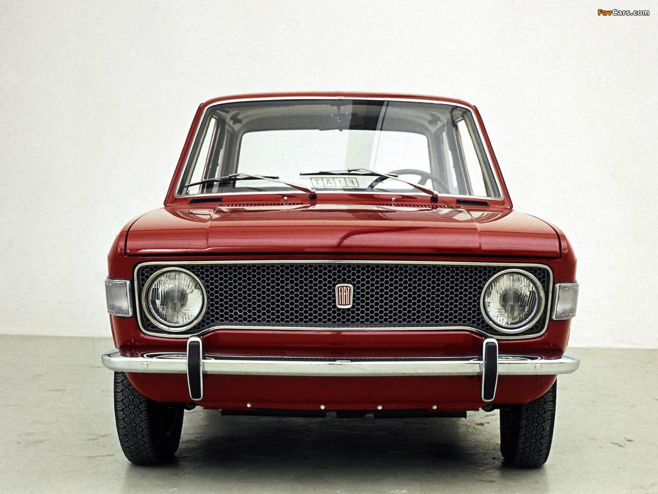 Fiat 128 1972–76 pictures (1280 x 960)