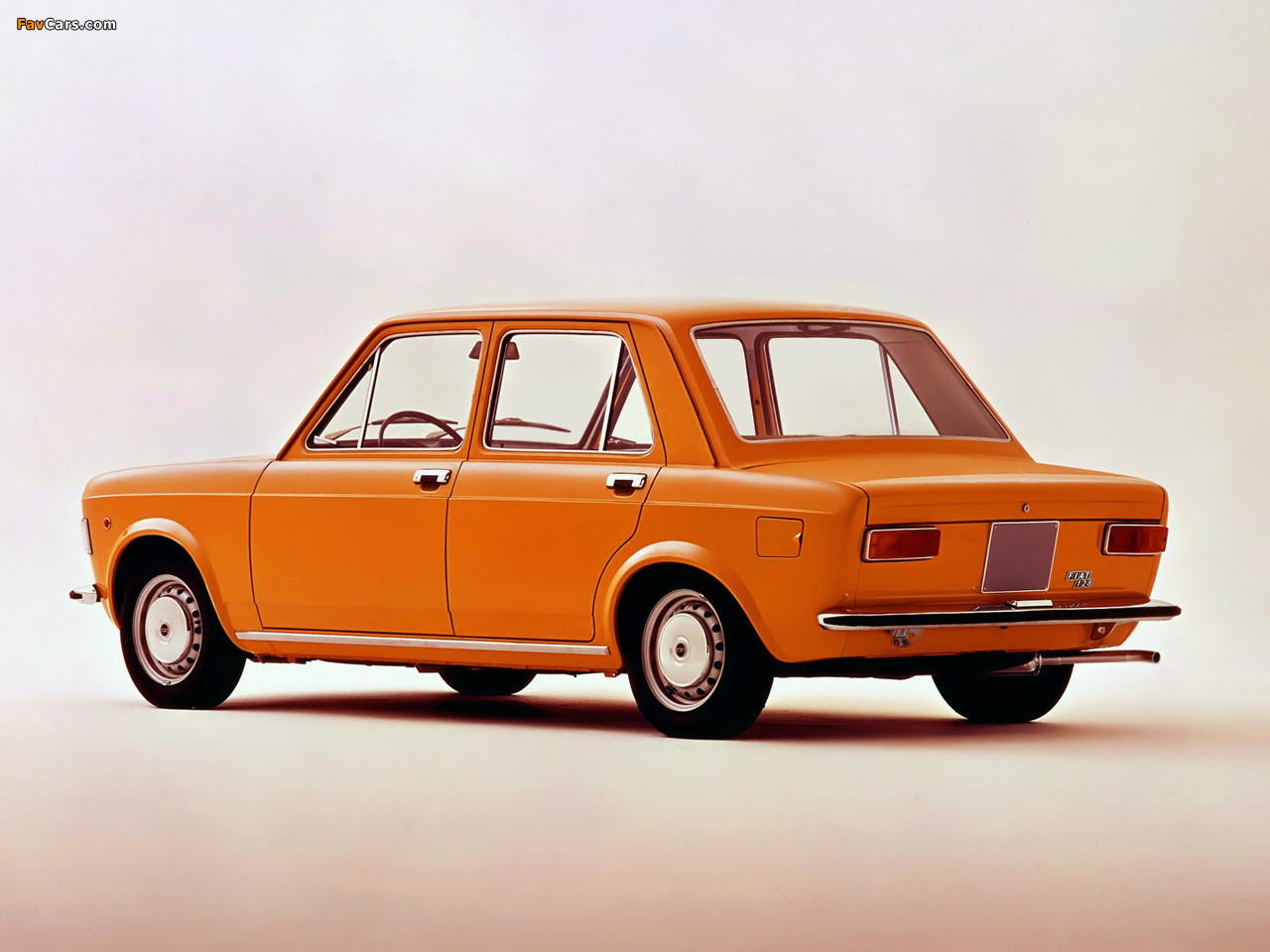 Fiat 128 1972–76 wallpapers (1280 x 960)