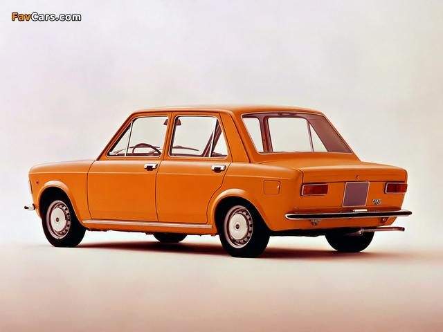 Fiat 128 1972–76 wallpapers (640 x 480)