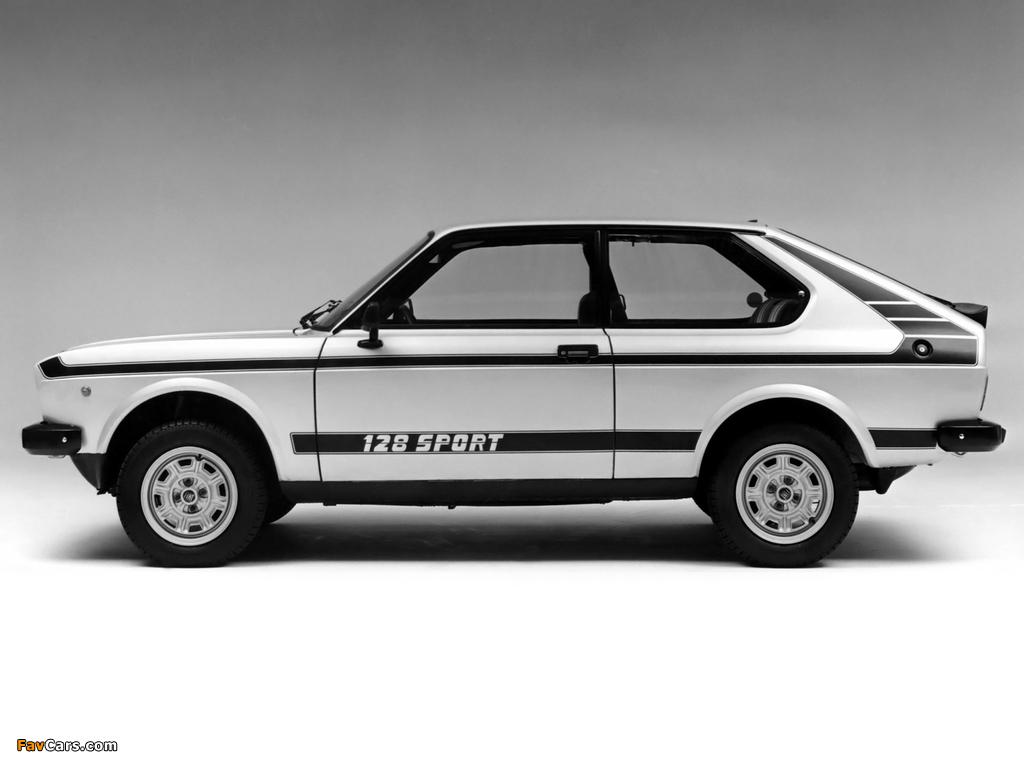 Fiat 128 3P Berlinetta Sport 1978–79 images (1024 x 768)