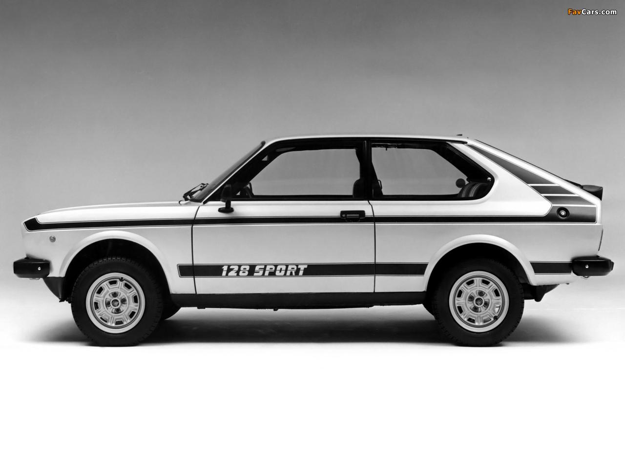 Fiat 128 3P Berlinetta Sport 1978–79 images (1280 x 960)