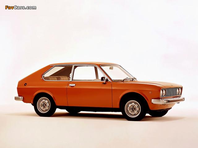 Images of Fiat 128 3P Berlinetta 1975–79 (640 x 480)