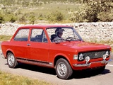 Photos of Fiat 128 Rally 1971–72