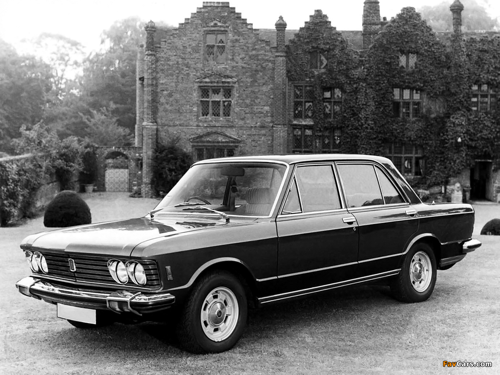 Images Of Fiat 130 Berlina 1969 76 1024x768