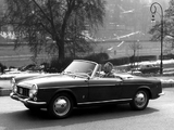 Fiat 1600 S Cabriolet 1963–65 pictures