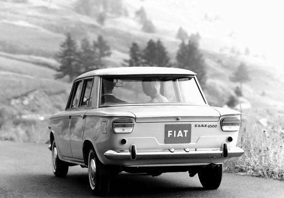 Fiat 1500 196167 Images