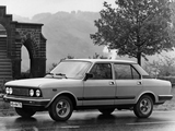 Fiat 132 1977–81 images
