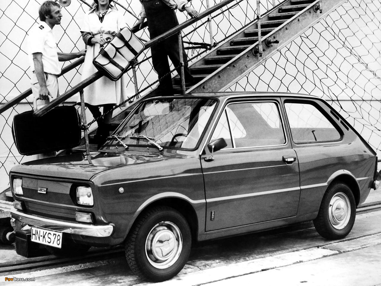 Fiat 133 1974–80 photos (1280 x 960)