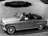 Fiat 1400 Cabriolet (101) 1950–53 pictures