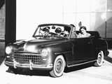 Photos of Fiat 1400 Cabriolet (101) 1950–53