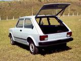 Fiat 147 1976–81 pictures