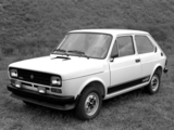Fiat 147 Rallye 1978–81 images