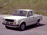 Fiat 147 Pick-up 1978–81 pictures