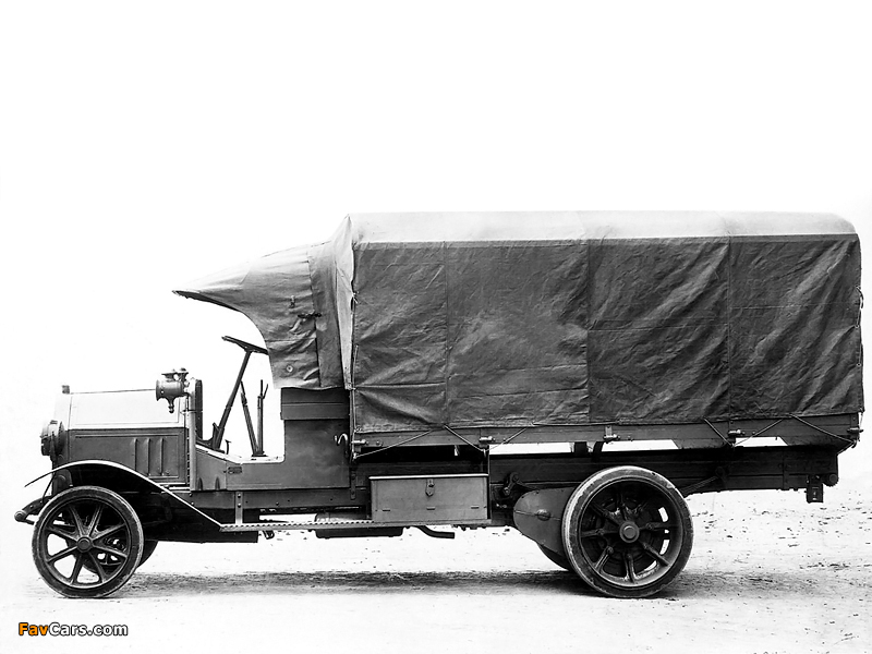 Pictures of Fiat 18 BLR 1914–21 (800 x 600)