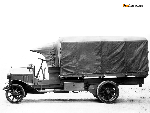 Pictures of Fiat 18 BLR 1914–21 (640 x 480)