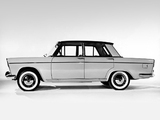Fiat 1800/2100 (112/114) 1959–61 wallpapers