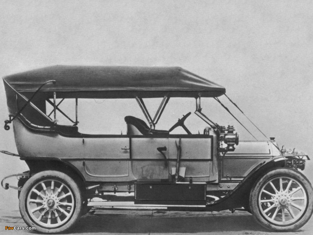 Photos of Fiat 20/30 HP 1908–10 (1024 x 768)