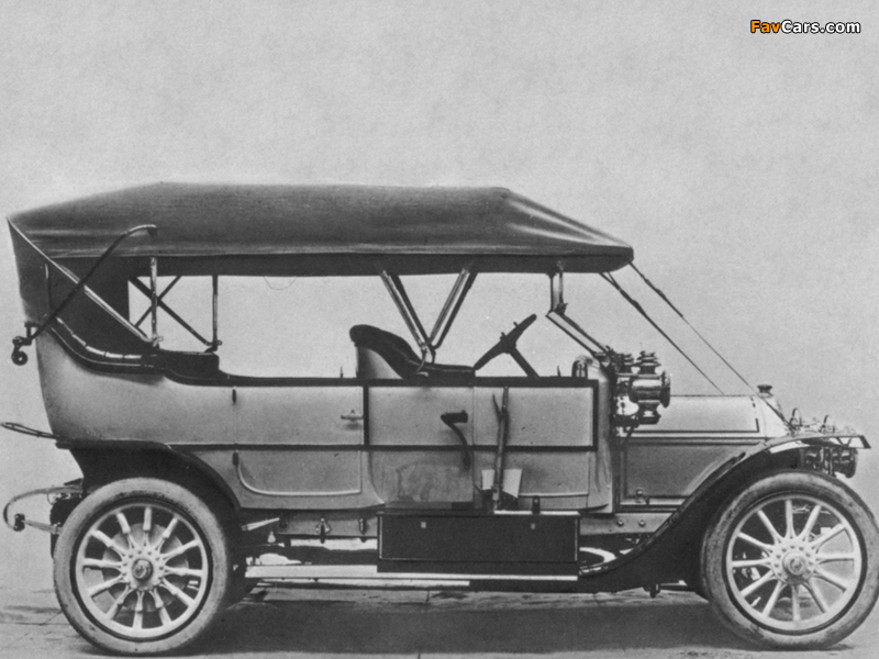 Photos of Fiat 20/30 HP 1908–10 (800 x 600)