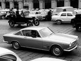 Fiat 2300 S oupe 1961–65 photos