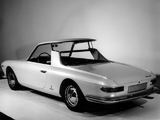 Fiat 2300 Coupe Speciale 1962 pictures