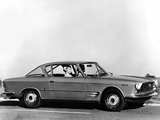 Fiat 2300 S Coupe 1965–68 wallpapers