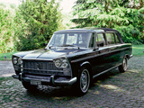 Pictures of Fiat 2300 Presidenziale 1963