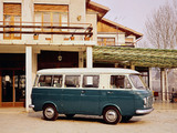 Photos of Fiat 238 Bus 1968–78