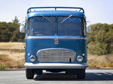 Fiat 306/2 Bartoletti Grand Prix Transporter 1956 photos
