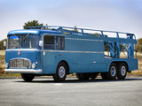 Fiat 306/2 Bartoletti Grand Prix Transporter 1956 wallpapers