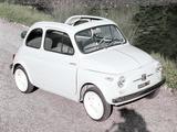 Fiat Nuova 500 (110) 1957–59 images